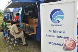 Indonesia Timur catat pertumbuhan tertinggi penggunaan internet