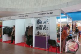 UKM jaket kulit jajaki pasar Ukraina