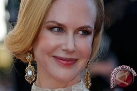 Menangi Screen Actors Guild, Nicole Kidman minta ini