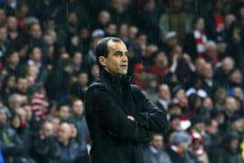 Belgia perpanjang kontrak pelatih Roberto Martinez