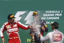 F1 akan tinjau peraturan usai insiden bendera di GP Kanada