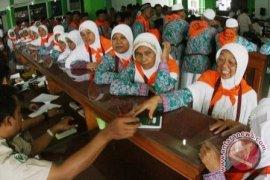 Empat Visa Calhaj Bangka Belitung Belum Selesai