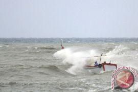 BMKG Serang keluarkan peringatan dini gelombang laut tinggi di Samudera Hindia