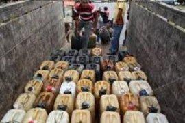 Polisi Jebus tangkap penimbun solar bersubsidi