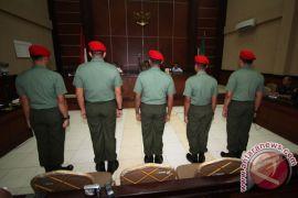 Lima terdakwa kasus Cebongan divonis 21 bulan penjara