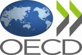 Dibayangi ketegangan perdagangan dan politik, OECD pangkas proyeksi pertumbuhan global