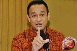 Persija Jakarta menang, Anies Baswedan senang