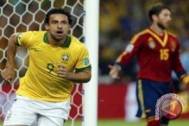 Brazil  pertahankan piala konfederasi