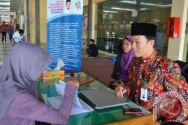BAZ Kota Bengkulu Bagikan Zakat Jelang Ramadhan