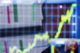 Pasar saham menguat dimotori Wall Street, emas turun