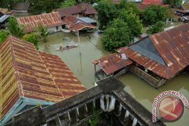 Ratusan rumah pedalaman Barito terendam banjir bandang