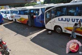 Bus Mudik Laik Jalan baru 60 Persen