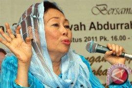 Sinta Nuriyah prihatin perempuan jadi alat korupsi