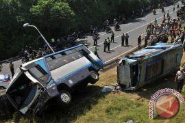 Kecelakaan beruntun di Ungaran libatkan 14 kendaraan