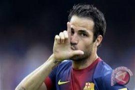 Barcelona: MU menyerah buru Fabregas