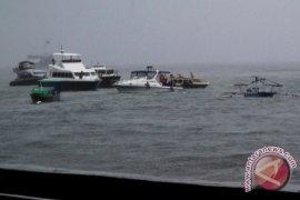 BMKG: waspadai hujan lebat di laut Maluku