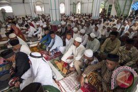 Tiga desa muslim di pulau Ambon rayakan Idul Fitri