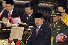 Presiden Sampaikan 4 Pokok Pikiran Dalam Pidato Kenegaraan