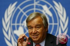 Guterres: staf PBB makin sering jadi sasaran serangan