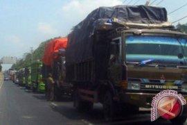Pemkot batasi jam operasional truk angkutan barang