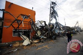 Badai dahsyat Faxai hantam Tokyo