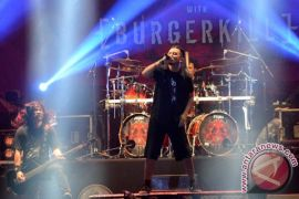 Burgerkill gebrak Wacken Open Air Festival Jerman