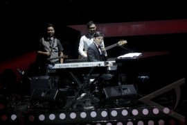 Konser Yovie Widianto