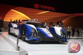 Replika Toyota TS030 Dipamerkan di IIMS 2013