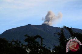 Gempa 6,6 SR tidak pengaruhi aktivitas Gunung Marapi