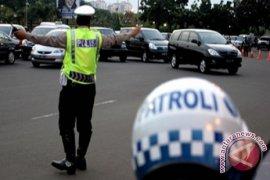 Polisi tewas ketika kejar pelanggar lalu lintas