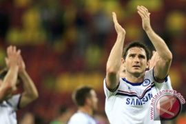 Lampard akan diperkenalkan sebagai pemain New York City