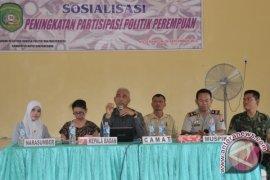 Kukar Gelar Sosialisasi Peningkatan Partisipasi Politik Perempuan