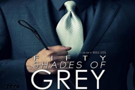 """Seri keempat """"Fifty Shades of Grey"""" terbit 18 Juni"""