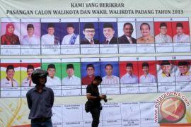 Pilkada Padang putaran dua pada 18 Desember