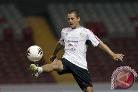 Hernandez bertekad tampil bagus di Old Trafford