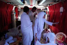 Laporan dari Mekkah - Indonesia akan dapat tambahan ambulans di Mina