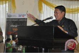 Pemkab Gorontalo Tata Wilayah Perekonomian Transmigrasi