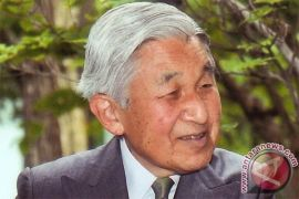 Kaisar Akihito lengser 31 Maret 2019