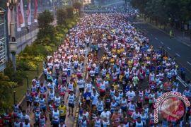 Jakarta Marathon diharapkan tingkatkan kunjungan wisatawan