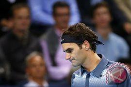 Federer mundur dari Rogers Cup di Toronto