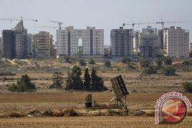 Israel tembakkan rudal, Suriah tangkal dua rudal