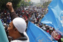 SPSI Bekasi minta UMK di atas Jakarta