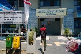 Pengadilan gelar sidang perdana pembakar rutan Bengkulu