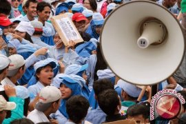Buruh tetap akan demo pada 2 Desember
