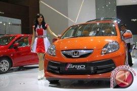 Brio mobil terlaris Honda sepanjang Oktober
