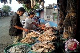 Ikan asin Bengkulu dijual hingga ke Papua