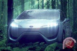 Toyota Kenalkan Konsep Mobil Bertenaga Hidrogen.