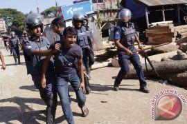 Lima pegaris keras Bangladesh dipenjara atas ledakan 2005