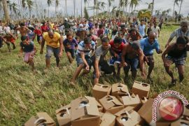 Korban tewas Topan Haiyan mencapai 6.000 jiwa