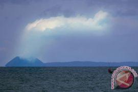 Anak Krakatau masih berstatus Waspada